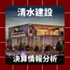 【決算情報分析】清水建設(SHIMIZU CORPORATION、18030)