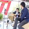 仙台の大満寺でライブしました!!