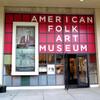 ヴィレム・ファン・ヘンク & ラルフ・ファサネラ at フォーク・アート・ミュージアム