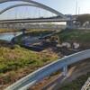 鶴見川の工事4