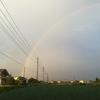 雨上がりと清川虹子