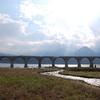 北海道上士幌町 幻のタウシュベツ橋梁