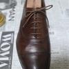 先日の靴磨き エドワードグリーン  バークレー