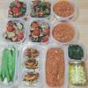 【作りおき】今週は少なめ7品、夏野菜でいろいろ