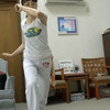 カポエイラ: 土曜の午前中は練習