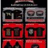 BABYMETAL 「U.S. tour 2017」のグッズが公開される