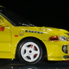 【モデルインプレッション】 INNO Models 1/64 Mitsubishi Lancer Evolution III Hong Kong Classic Movie Car 1995