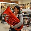 【管楽器】大高店ジャズサックス講師おすすめリガチャー「BULLSEYE(ブルズアイ)」入荷しました!