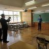 先生たちからの応援メッセージ【動画】撮影