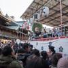 節分祭追儺式 豆まきへお出かけ 根津神社・湯島天神