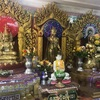 タイ、ミャンマー旅行 DAY7*ポッパ山② 頂上を目指して777段登る