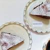 白楽ベーグル @白楽 ベーグル屋さんのチョコレートトリュフケーキ