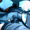ホンダ フュージョン前期、あるいはCB1300ボルドールを、ハンドルミラーにする意味