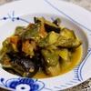 夏野菜のスパイス煮