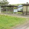 新旧廃線跡を行く ― 国鉄富内線旭岡駅跡 ―
