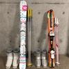 どうだっか?子どものスキー道具はシーズンレンタルで!