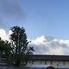 台風一過の朝霧ジャンボリーは好天に。