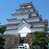 会津・鶴ヶ城で御朱印をいただきました