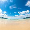 心地の良いカタビーチ