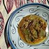 【インド料理レシピ】南インド風・ナーベラーのカレー