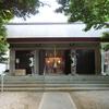 上神明天祖神社(品川区/二葉)への参拝と御朱印