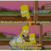【搾取はクソ】「働きたくない」より「搾取されたくない」です