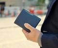 ベルロイのノートスリーブで財布を薄くミニマルに【レビュー記事】