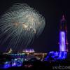 第8回 世界花火師競技会 海外予選 中国VSアメリカ 速報!
