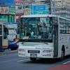 新宿-沼津線4107便(富士急シティバス) KL-RA552RBN