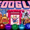 今日のGoogleのロゴは(^∀^)