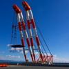日本が世界に誇る巨大クレーン船「吉田号」を見てきたよ!