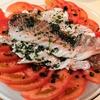 痩せる油【1食224円】トマトと真鯛湯引きのカルパッチョ風の簡単レシピ