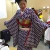 歌舞伎を習ってます。
