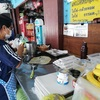 タイの路上グルメ・Roti (ロティ)