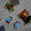 レゴでの一人遊びができるようになってきました