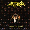 #0067) AMONG THE LIVING / ANTHRAX 【1987年リリース】