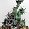 LEGO 70840 アポカリプスバーグへようこそ!  ⑬~⑱ 完成