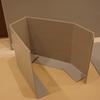 プラダンでオーダーメイドなゴミ箱をDIYする。ぴったりスキマに入るゴミ箱が600円から。