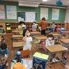 久々の教室
