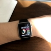Applewatch series2 逝く