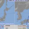 【台風情報】台風19号・台風20号は日本海上で温帯低気圧へ!ただ低気圧は北海道付近に停滞する見込みとなっており、暴風・高波・大雨に要警戒!!
