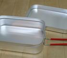ラージメスティン炊き方!網サイズ、収納ケースに便利!パスタ、ラーメン、蒸し調理に!