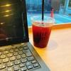 【新宿のオアシス発見!?】静かな穴場カフェはこちら☆