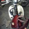 #バイク屋の日常 #ヤマハ #ビーノ #ブレーキスイッチ交換 #37B-H3980-01