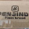ペンギン侍さんの食パンを頂きました!