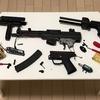 BOLT製MP5A5の分解とお掃除