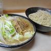 京成大久保二郎 その98 味噌つけ麺 豚マシ