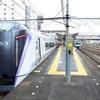 東急5178F+4111F(2両)+5518甲種輸送 (八王子にて)