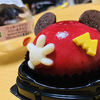 【セブンスイーツ】どこかで見たことある形のケーキ?「<ミッキーマウス> ベリー&チョコ」