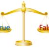VBA Boolean型をTrueやFalseと比較することの是非について